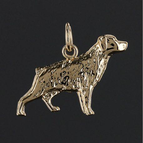 pendentif-chien-epagneul-breton
