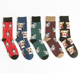 Calcetines Dogs Pack 5 Und