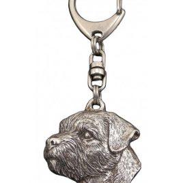 Llavero Border Terrier