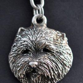 Llavero West Highland White Terrier