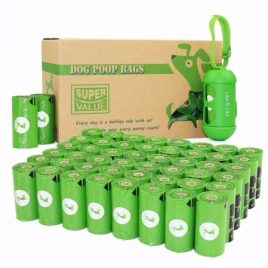24/48/60 Rollos bolsas biodegradables