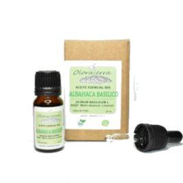 Aceite Esencial Bio Albahaca Basilico