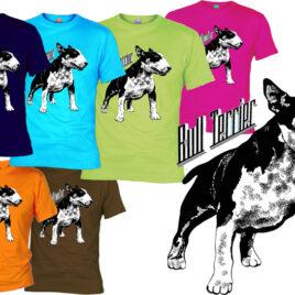 Camiseta BullTerrier
